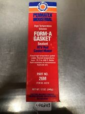 Permatex Industrial Form A Gasket Sealant Part No. 26M #82279 New #00203