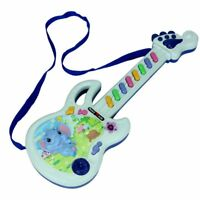 Electric Guitar Toy Musical Play Kid Boy Girl Toddler Learning Electron Toy NL