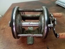 Penn Black Penn Peer #109 Made in USA Baitcaster Vintage Fishing Reel