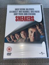 Sneakers (DVD, 2005) New & Sealed - Available @ Retro Room 1982