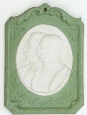Keramikbild - Kaiser Franz Josef und Kaiser Wilhelm #24979