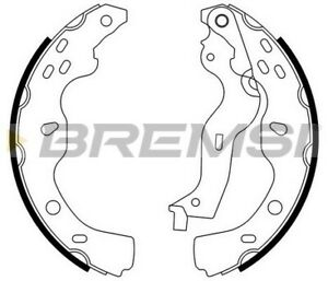 New Rear Brake Shoes To Fit: Suzuki SX4 (EY/GY) 06--