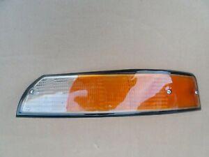 PORSCHE 911 FRONT LEFT LIGHT COVES PART 91163194300 NEW OEM IN ORIGINAL BOX