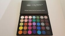 NEW Crown Brush 35-Color SMOKE IT OUT TOO Eye Shadow Palette SIO35 FREE SHIPPING