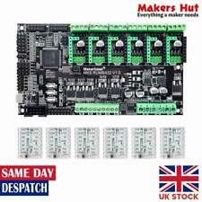 Makerbase MKS Rumba32 180MHZ 32-Bit 3D Printer Control Board with 6 x TMC2208