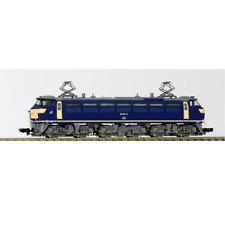 Tomix 9179 Electric Locomotive EF66-0 Middle Version Renewed Design - N