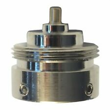 Adapter für Heizungsventil Danfoss RAVL, Messing, 26 mm