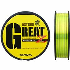 Daiwa Daiwa Daiwa line Astron Iso Great Z Yellow Marking 150m 2 No.