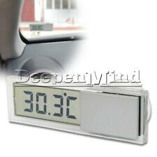 Room Car Thermometer Home LCD Digital Display Temperature Meter Indoor Outdoor