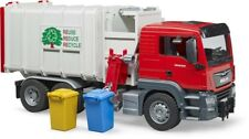 BRUDER 1:16 MAN TGS Side Loading Garbage Truck - 03761