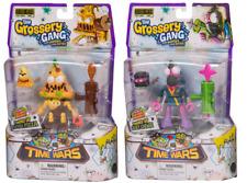 Grossery Gang Series 5 Time Wars Powered Up Gooey Chewie / Putrid Pizza Set