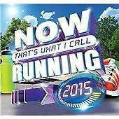 Now That's What I Call Running 2015 cd various artists new free uk postage