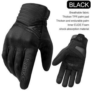 INBIKE Shockproof Cycling Gloves Breathable Riding MTB Bike Bicycle Gloves Men