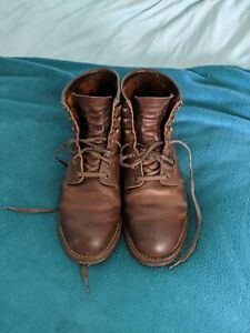 Red Wing Blacksmith Boots 3343 Size UK 9 EUR 43