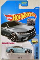 HOT WHEELS 2017 FACTORY FRESH BMW M4 #8/10 FACTORY SEALED W+