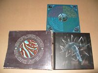 Pink Floyd Pulse 2 cd Book set with outer slip Case red light not working 1995