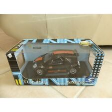 CITROEN C2 TUNING Noir et Orange SOLIDO 1:18