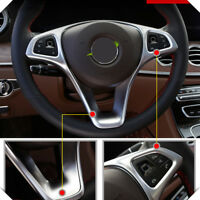 For Mercedes-Benz Vito W447 2014-2020 Inner Steering Wheel Decorative Cover Trim