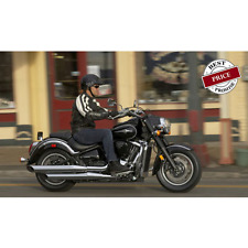 Quick Detachable Saddle Bag System FOR KAWASAKI VULCAN CLASSIC 1500