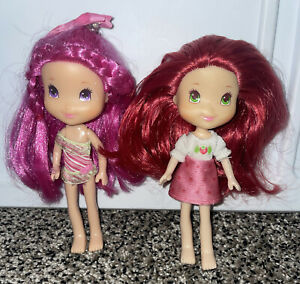 Strawberry Shortcake Scented Sweet Surprise Doll Lot