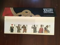"GB ""British Army Uniforms"" presentation pack - fine -stamps mainly superb C/V £7"
