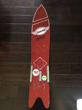 Vintage Sims 1500 FE Pro Model Snowboard 1980's ? See Description