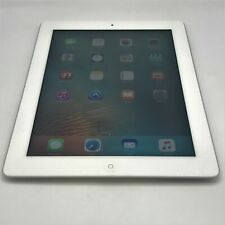 Apple iPad 3rd Generation 64GB White Unlocked Very Good Condition