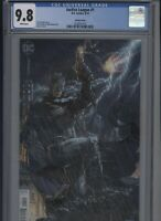 Justice League #1 CGC 9.8 Jim Lee VARIANT COVER 2018