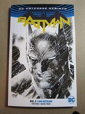 BATMAN Vol 1     I Am Gotham - 1 Per Store JIM LEE SKETCH VARIANT DC REBIRTH TPB