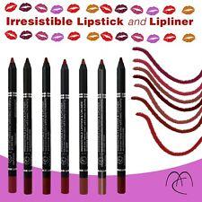 Makki Irresistible Lipstick & Lip Liner pencil intense colour finish long stay