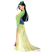 MULAN Princess Disney CARDBOARD CUTOUT Standee Standup Poster FREE SHIPPING