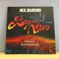 NEIL DIAMOND Beautiful Noise 1976 UK Vinyl LP EXCELLENT CONDITION