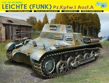 1/35 German Leichte (Funk) Pz.Kpfw. I Ausf. A ~ Smart Kit ~ Dragon DML #6591