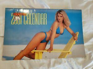 Hooters Calendar 2001