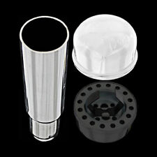 Chrome Oil Filler Tube and Cap Fits Small Block Chevy 283 327 350
