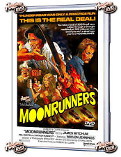 Moonrunners DVD 1975 (The Original Dukes Of Hazzard Movie)