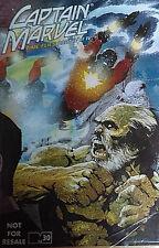 Marvel Comics CAPTAIN MARVEL #30 Time Flies (Part 4 of 4) NOT FOR RESALE Cover