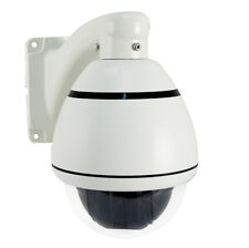 LineMak Outdoor mini PTZ dome camera, SONY CCD sensor, 700TVL. LS-630-C10G
