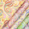 Cotton Fabric FQ Vintage Paisley Retro Floral Dress Sew Quilting FabricTime VK58