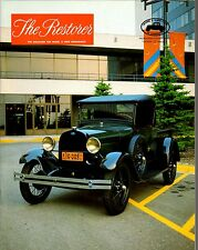 The Restorer The Magazine for Model A Ford Enthusiasts Sept-Oct 1982 Nearly New