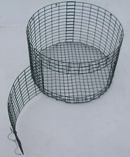 "Deer Feeder Varmint Cage - Round 55gal 13""depth by Ultramatic Feeders"