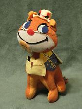 "NWT Retired 2004 DAKIN Retro 70s Plush 6"" DREAM PETS FISH N CHIPS The KITTY CAT"