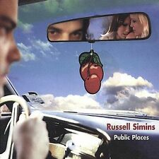 Russell Simins - Public Places / 2000 / Grand Royal / CD