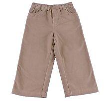 JACADI Girl's Bonti String Beige Cotton Corduroy Trousers Size: 4 Years $44 NWT