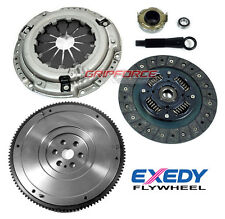 GF PREMIUM CLUTCH KIT+EXEDY FLYWHEEL 92-00 HONDA CIVIC 93-97 DEL SOL D15 D16