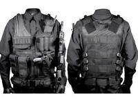 Tactical Vest Military Combat Armor Vests Mens Tactical Hunting