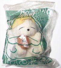 "MASHIMARO 6"" Plush Toy McDonalds RARE  2002 Green Pack"
