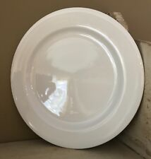 Saint Andrea - 9 1/2� dinner plate - white