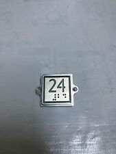 New Kone 853343H03(G01-G06) Square elevator Button L24 KM863053G065H107 KDS300