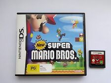 2 x Nintendo DS New Super Mario Brothers Game and Disney Cars  LAYBY